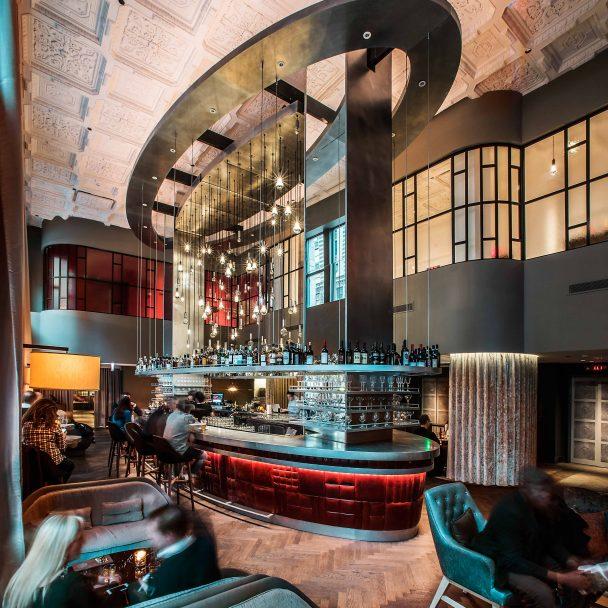 Commons Club Bar