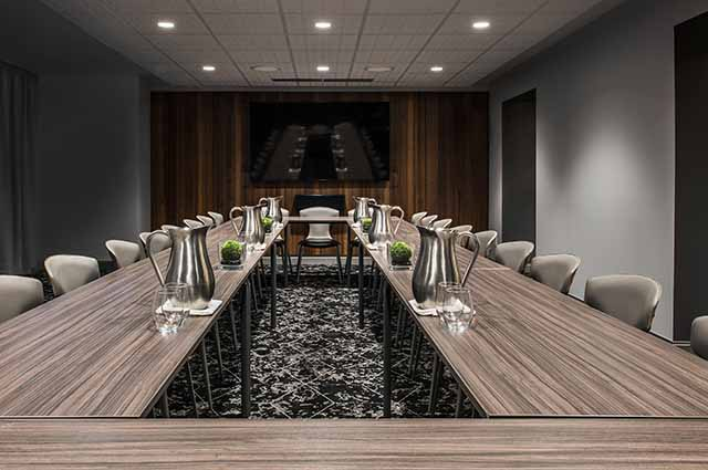 Meeting space at Virgin Hotels Chicago