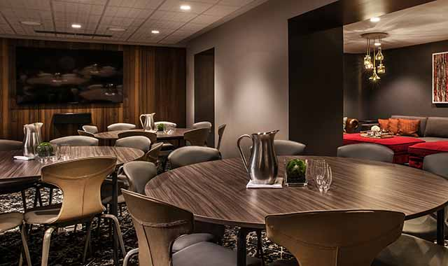 Customized meeting spaces at Virgin Hotels Chicago