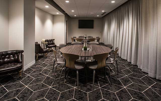 Customizable meeting spaces in Chicago at Virgin Hotels