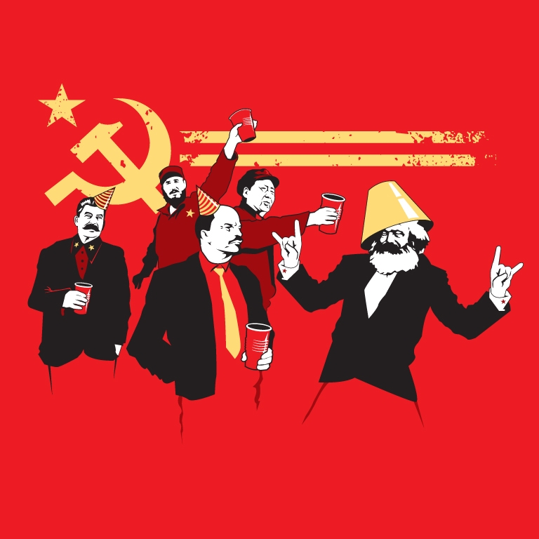 communist-party-design