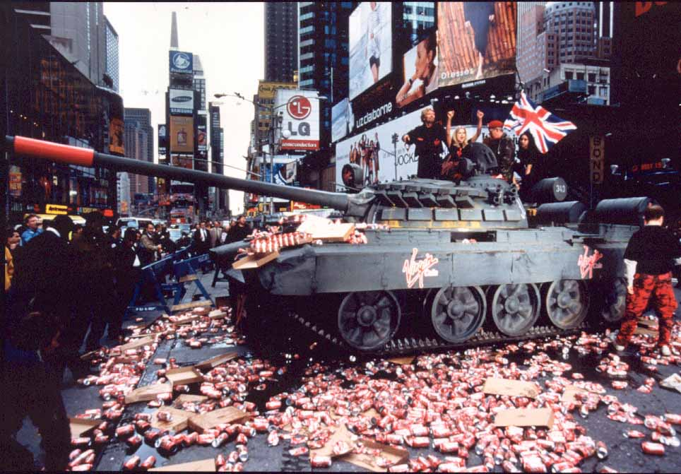 RB Tank Times Square