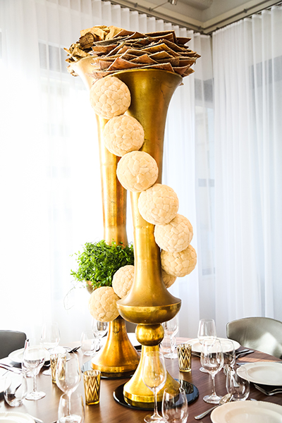 Event decorations at Virgin Hotels