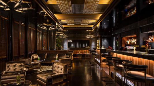 Cold Drinks bar interior