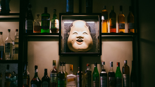 Mister Jiu's bar in San Francisco