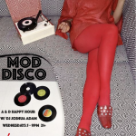 MOD Disco event at Virgin Hotels Chicago