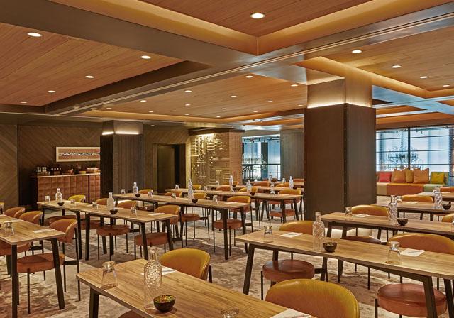 Meeting Space at Virgin Hotels SF