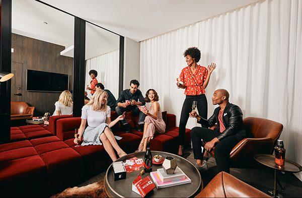 Party at Virgin Hotels Dallas