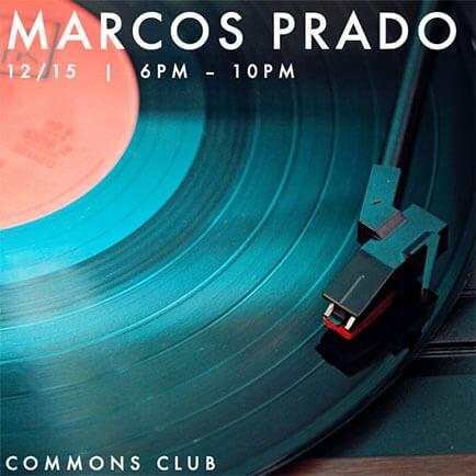 DJ Set at Commons Club