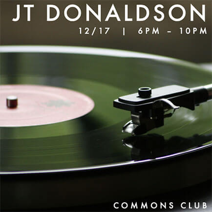 Live music at Commons Club