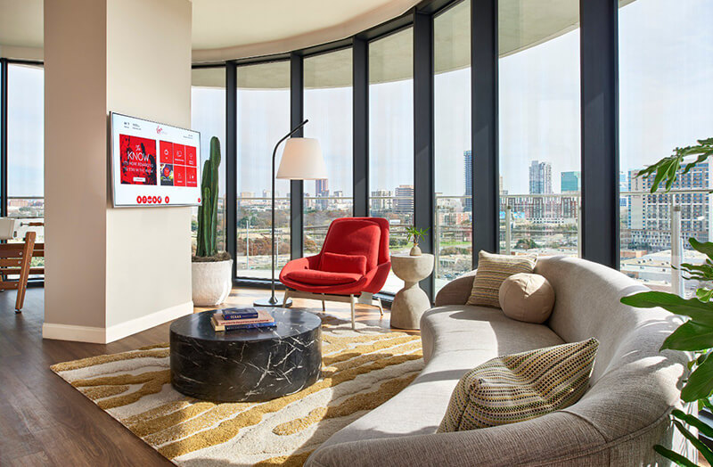 Suites at Virgin Hotels