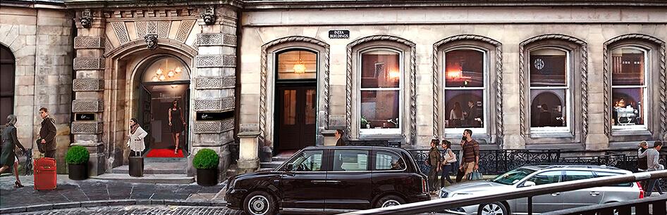 Virgin Hotels Edinburgh