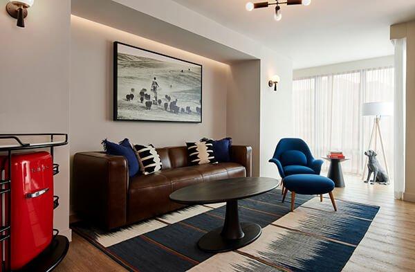 Grand Chamber Suite Nashville hotel room