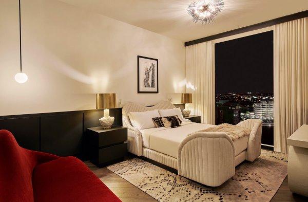 Penthouse king suite