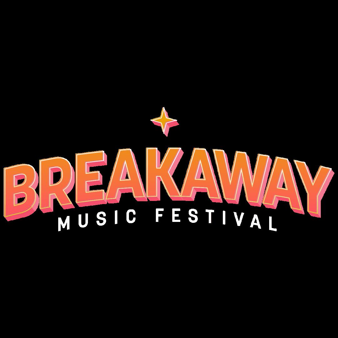 Breakaway Music Festival Logo