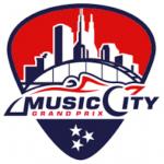 Music City Grand Prix Logo