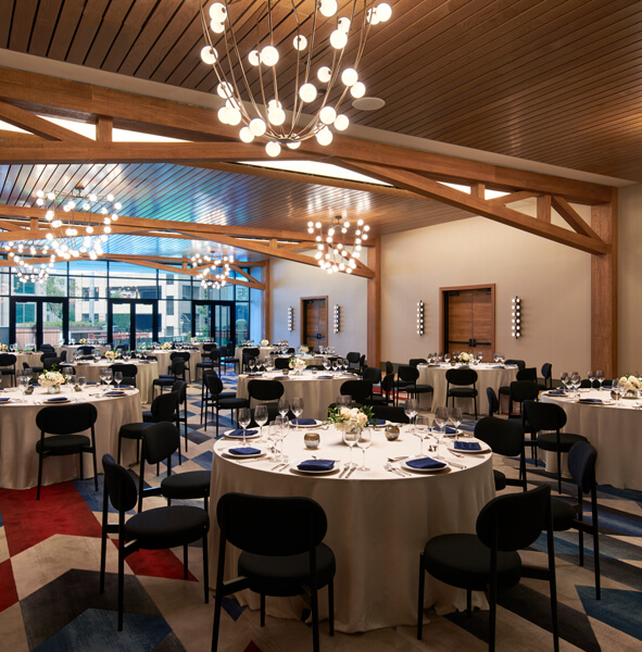 Virgin Hotels Nashville Meeting and Event Spaces