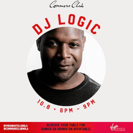 DJ Logic at Commons Club