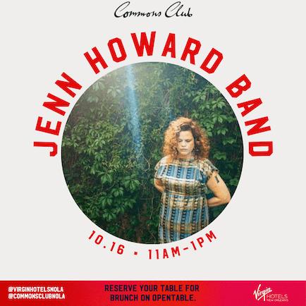 Jenn Howard band