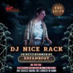 DJ Nice Rack Halloween Weekend at virgin hotels New Orleans